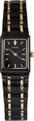 Sekonda Ladies' Black and Gold Bracelet Watch.