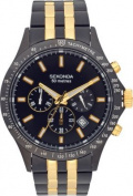 Sekonda Men's Chronograph Bracelet Watch.