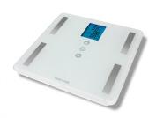 Salter Touch Body Analyser Bathroom Scale - White.