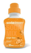 Sodastream Flavour Ginger Beer.
