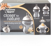 Tommee Tippee Closer to Nature Newborn Starter Kit.