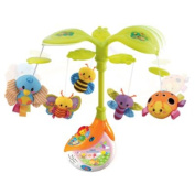 VTech Sing and Soothe Musical Baby Cot Mobile.