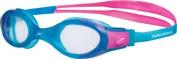 Speedo Junior Futura Biofuse Goggles - Blue/Pink.