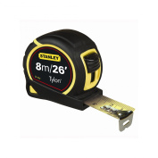 Stanley 8m Measuring Tape with 25mm Blade