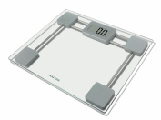 Salter Compact Glass Electronic Scale 9081SV3R