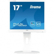 IIYAMA B1780SD-W1 - 17TFTLCD : Screen Rotation : White Case