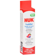 NUK Toddler Tooth & Gum Cleanser, 40ml