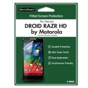 WriteRight Screen Protector for Droid Razr HD