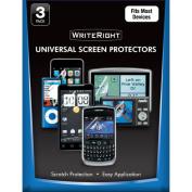 Fellowes WriteRight Screen Protector, 3-Pk