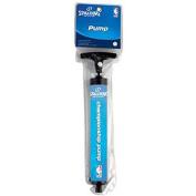 Spalding NBA 30cm Pump, Blue