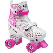 Trac Star Youth Girls' Adjustable Roller Skates