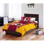 NFL Washington Redskins Bed in a Bag Complete Bedding Set