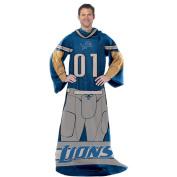 NFL Player 120cm x 180cm Comfy Throw, Lions