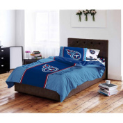 NFL Tennessee Titans Bed in a Bag Complete Bedding Set