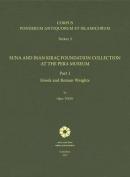 Corpus Ponderum Antiquorum Et Islamicorum. Turkey 3