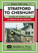 Stratford to Cheshunt