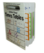 Learn Your Times Tables [Board book]