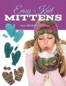 Easy-Knit Mittens