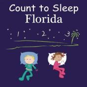 Count To Sleep Florida [Board book]