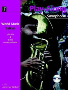 World Music Balkan Play-Along Saxophone