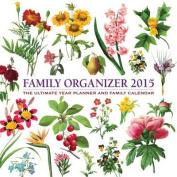 Family Organizer 2015 Calendar