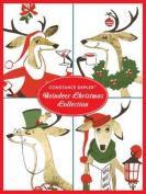 Constance Depler Reindeer Deluxe Notecard Collection