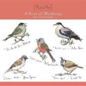 Madeleine Floyd's A Year of Birdsong 2015 Calendar