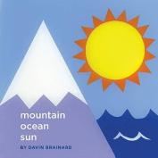 Mountain Ocean Sun