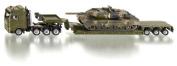 MAN TG-A Heavy Haulage Transporter w Tank