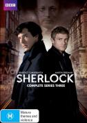 Sherlock: Series 3 [Region 4]