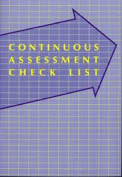 Continuous Assessment Checklist