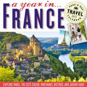 A Year in France Page-A-Day Travel Calendar
