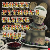 Monty Python's Flying Circus 2015 Wall