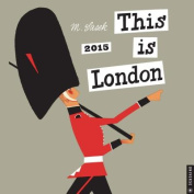 This Is London Wall Calendar