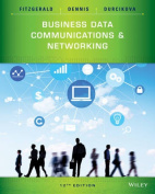 Business Data Communications and Networking, Twelth Edition