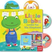 Little Bubba Looks for His Elephant [Board Book]