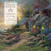 Thomas Kinkade Lightposts for Living Calendar