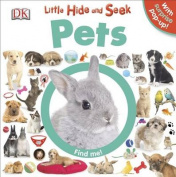 Pets (Little Hide and Seek) [Board book]