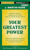 Your Greatest Power (Think and Grow Rich  [Audio]