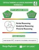 Critical Thinking and Logical Reasoning Workbook-4