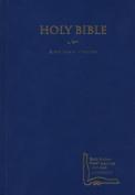 KJV Drill Bible, Blue Hardcover