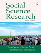 Social Science Research