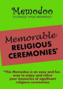 Memodoo Memorable Religious Ceremonies