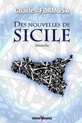 Des Nouvelles de Sicile [FRE]