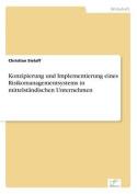 Konzipierung Und Implementierung Eines Risikomanagementsystems in Mittelstandischen Unternehmen [GER]