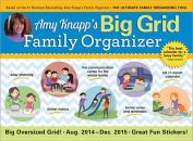 Amy Knapp's Big Grid Family Organizer