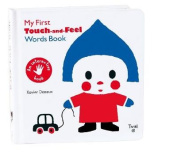 My First Touch-And-Feel Words Book [Board Book]