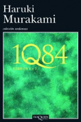 1Q84 Libros 1 y 2 (Maxi)  [Spanish]