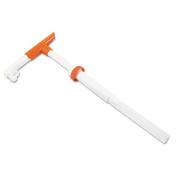 Gallon-Jug Glue-Dispensing Pump, Plastic, White