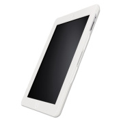 Privacy Cover with Stand for iPad 2, 3rd Gen and 4th Gen, Portrait,White